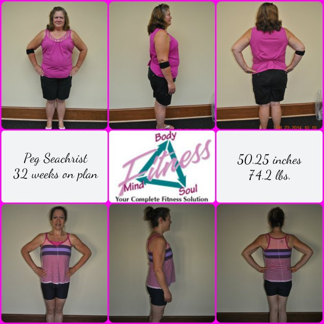 Peg Seachrist 32 week photo