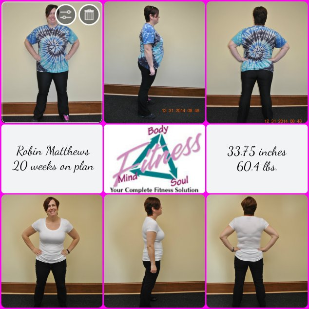 Robin Mathews 20 week photo